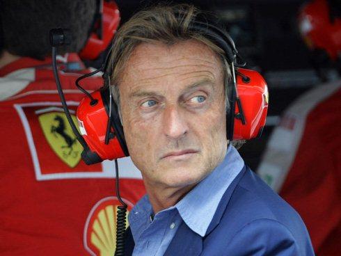 Montezemolo-Ferrari-F1