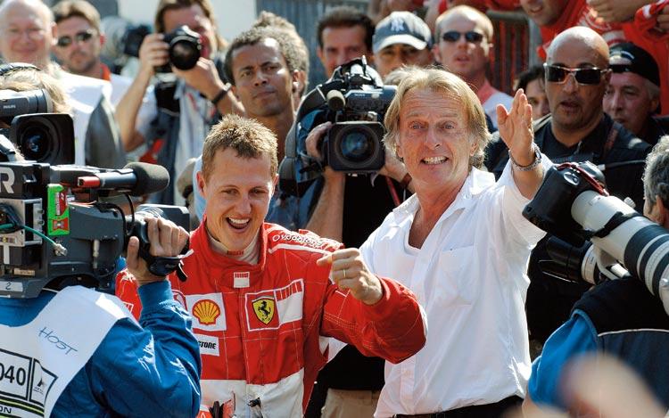 Scumacher-Montezemolo-Ferrari-F1