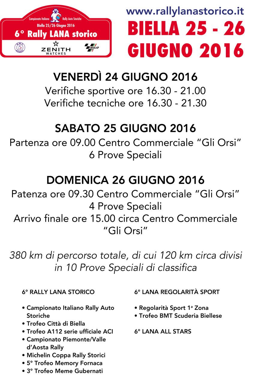 Volantino Rally Storico 2016 A5
