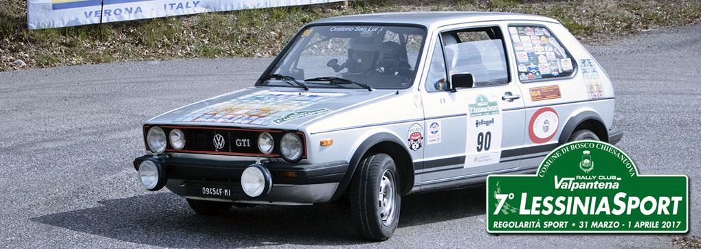 Senna-Zaffani vincitori del 7° LessiniaSport_gtclassic